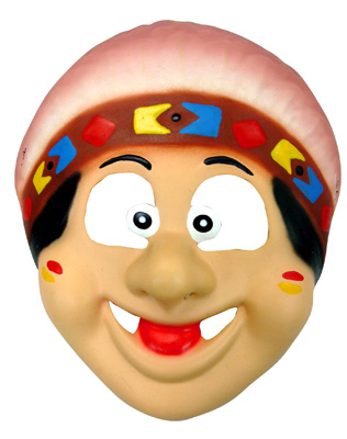 Photo du produit Masque indien enfant