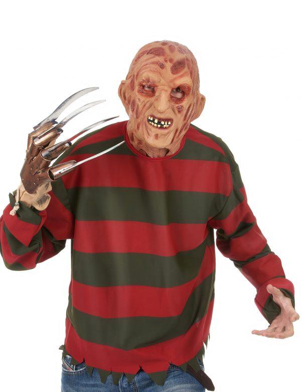 Photo du produit Masque intégral Freddy Krueger adulte