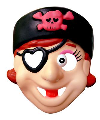 Photo du produit Masque pirate fille