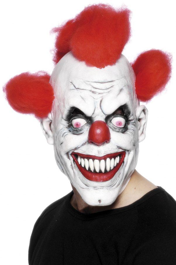 Photo du produit Masque terrifiant de clown adulte Halloween