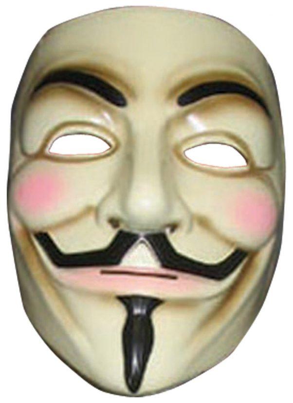 Photo du produit Masque V pour Vendetta adulte