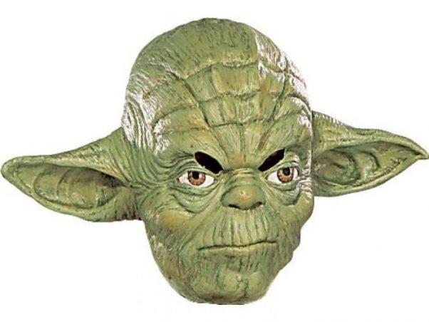 Photo du produit Masque classique Yoda Star Wars adulte