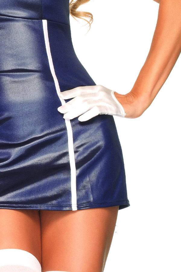 Photo du produit Mini gants blancs adulte