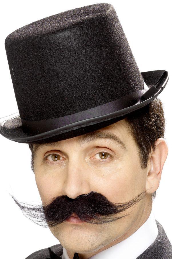 Photo du produit Moustache gentleman adulte