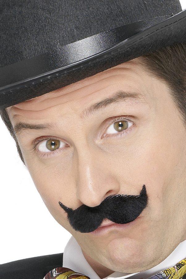 Photo du produit Moustaches à l'anglaise adulte