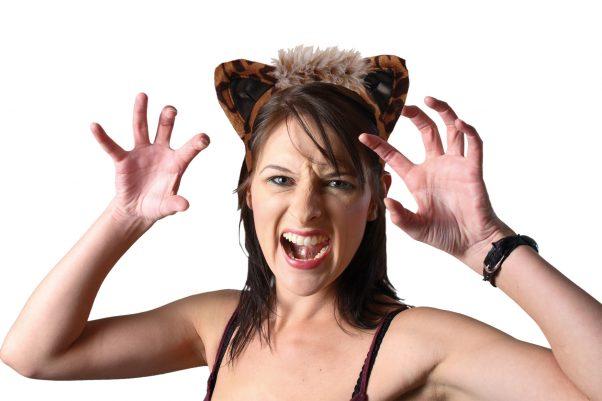 Photo du produit Oreilles de léopard adulte