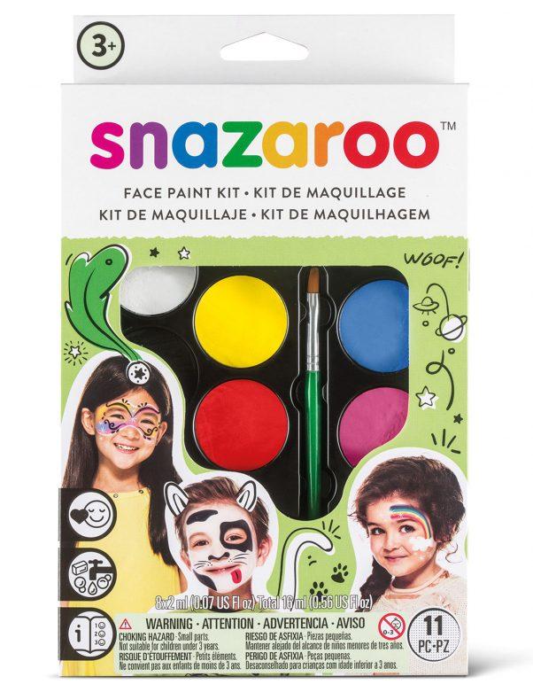 Photo du produit Palette maquillage mixte Snazaroo