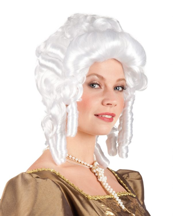 Photo du produit Perruque baroque femme