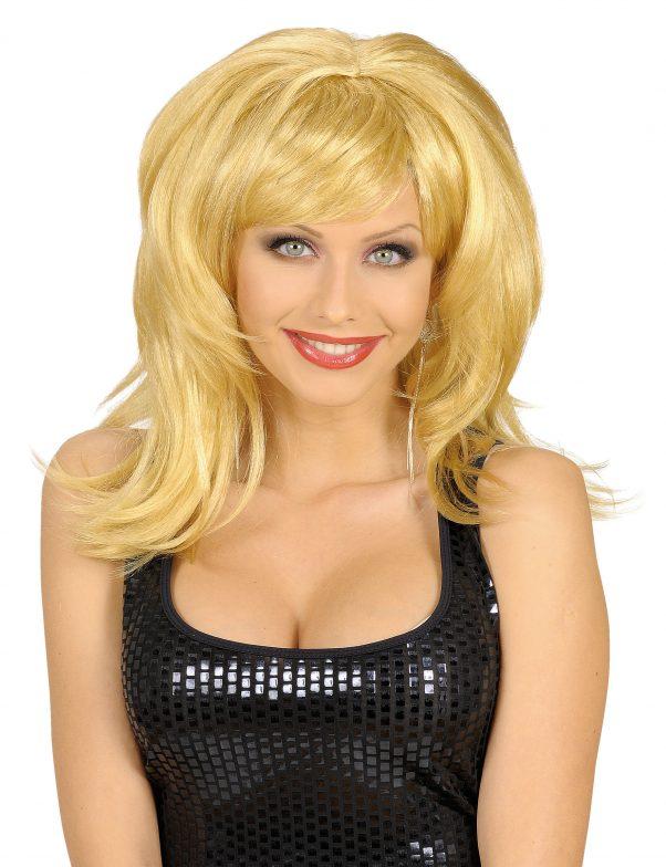 Photo du produit Perruque blonde de femme