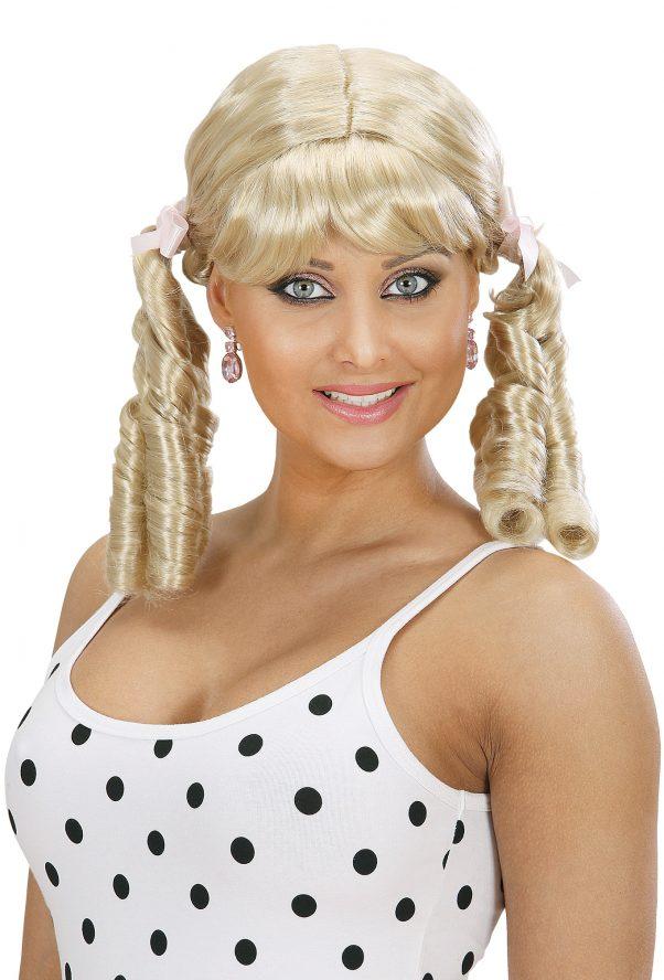 Photo du produit Perruque blonde lolita femme