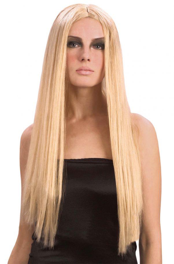 Photo du produit Perruque blonde femme adulte