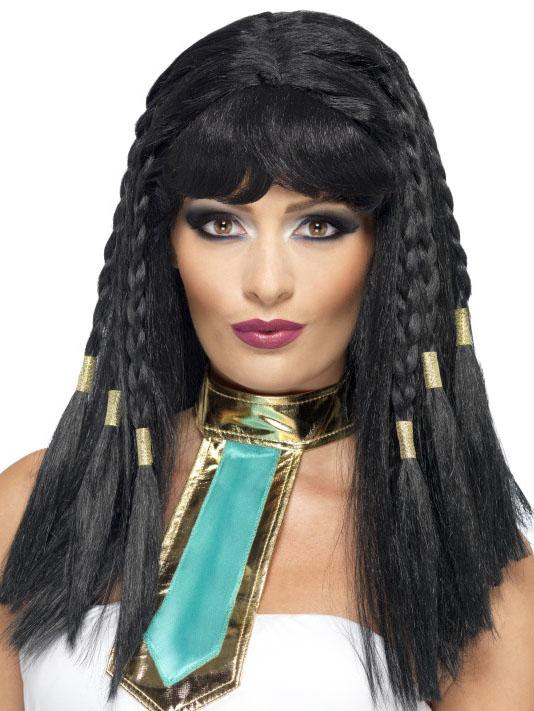 Photo du produit Perruque Cléopâtre femme