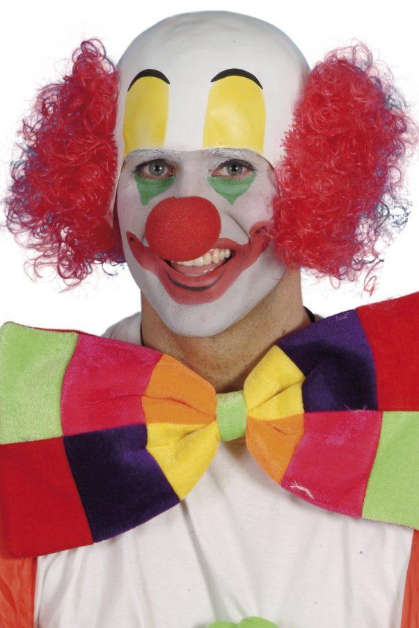 Photo du produit Perruque clown rougehomme