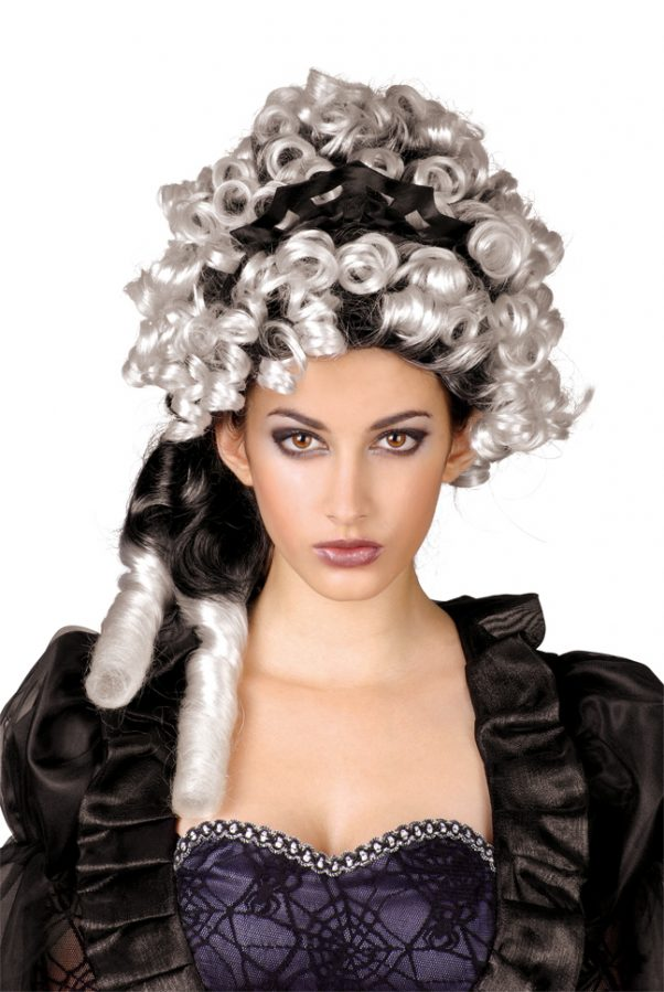 Photo du produit Perruque comtesse femme Halloween