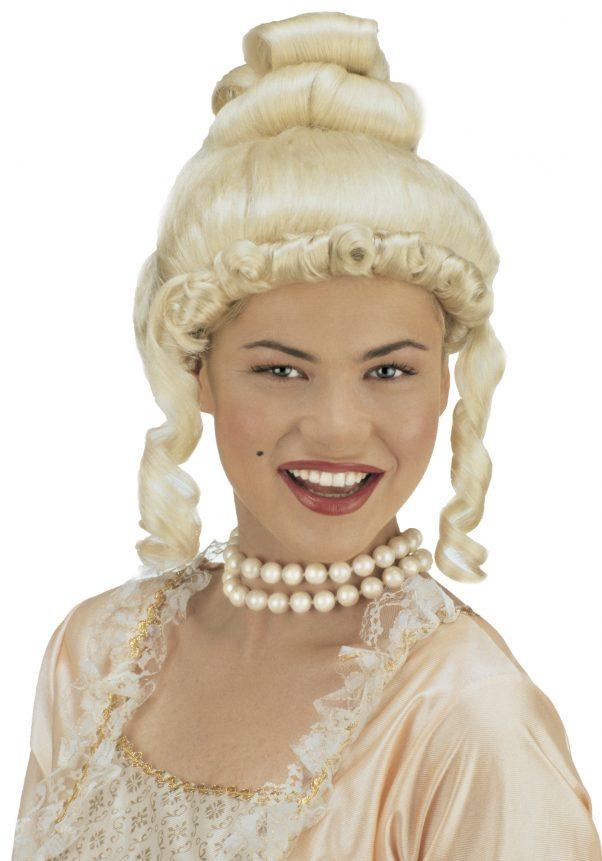 Photo du produit Perruque comtesse femme
