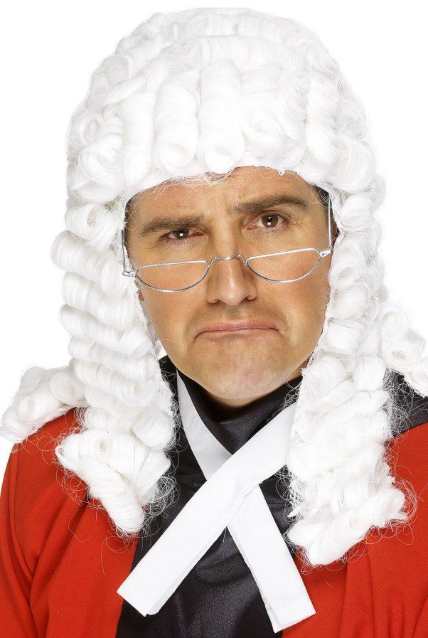 Photo du produit Perruque juge homme