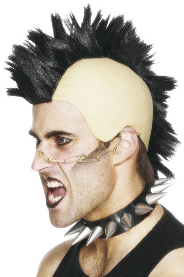 Photo du produit Perruque punk homme