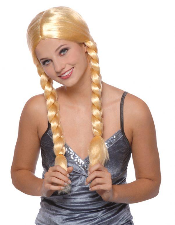 Photo du produit Perruque Eva blonde femme