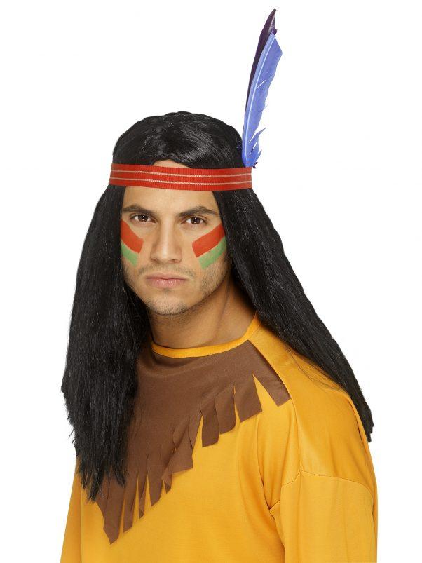 Photo du produit Perruque indien homme