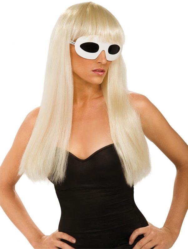 Photo du produit Perruque Lady Gaga femme