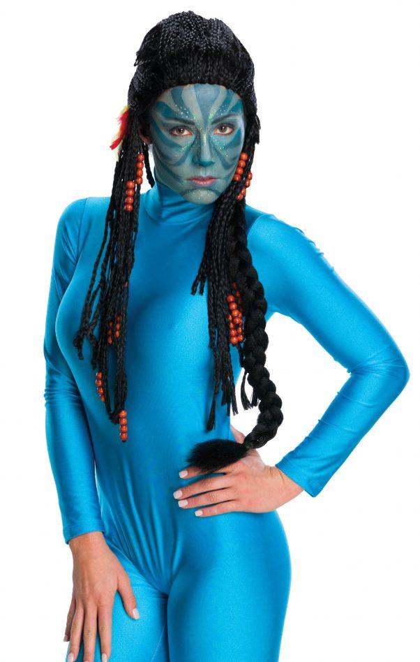 Photo du produit Perruque luxe Neytiri Avatar femme