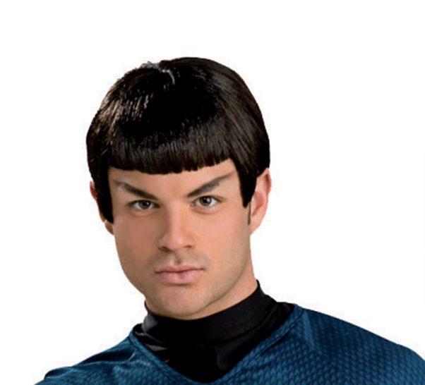 Photo du produit Perruque Plastique Star Trek Adulte