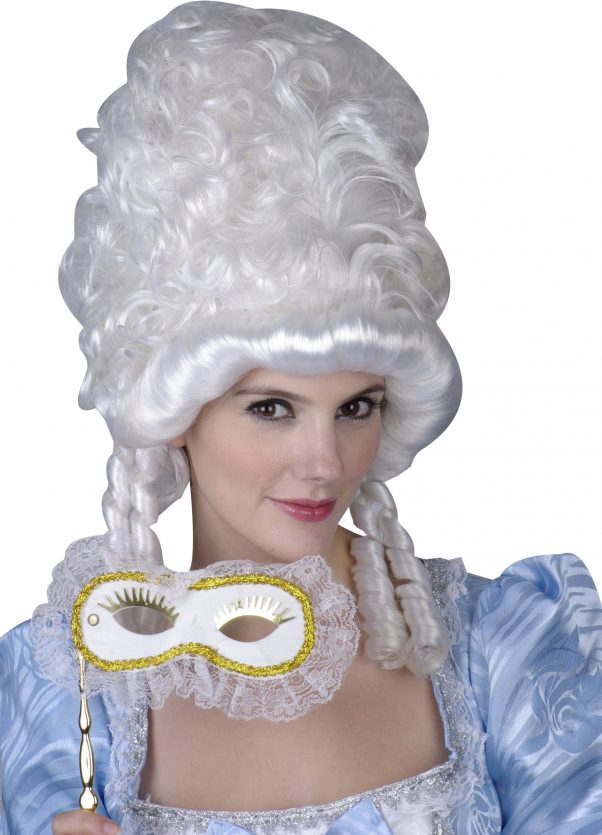 Photo du produit Perruque princesse baroque femme
