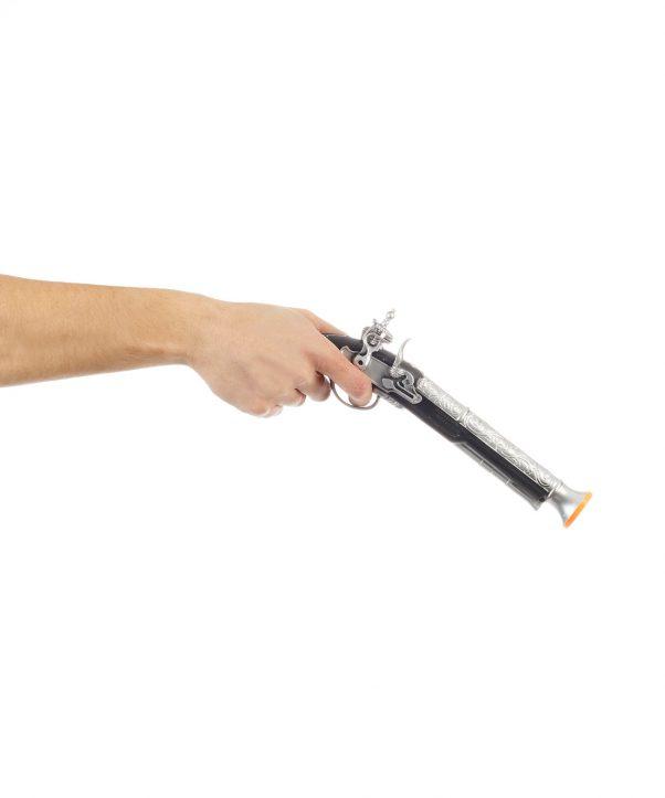 Photo du produit Pistolet de pirate enfant en plastique
