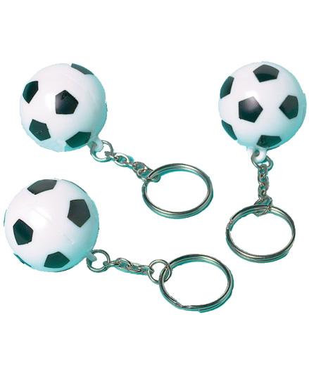 Photo du produit 12 Portes clefs ballons de football
