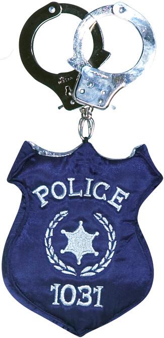 Photo du produit Sac badge de police
