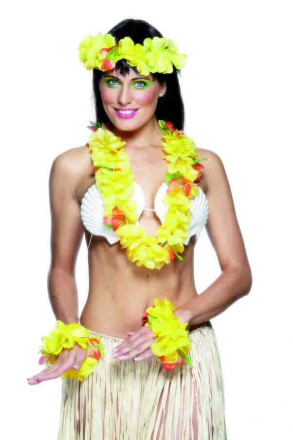 Photo du produit Kit jaune Hawaï