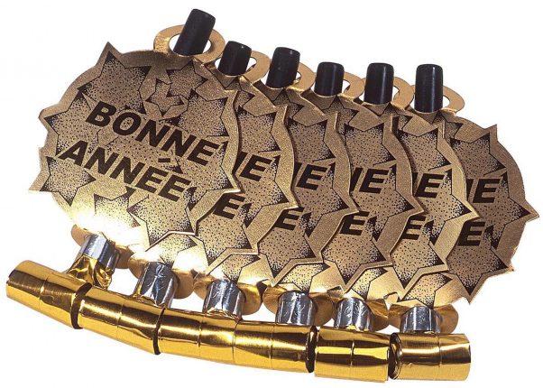 Photo du produit 6 Sans gênes dorés Bonne année