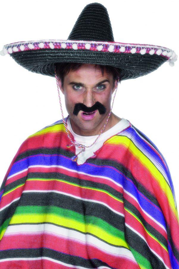 Photo du produit Sombrero mexicain adulte