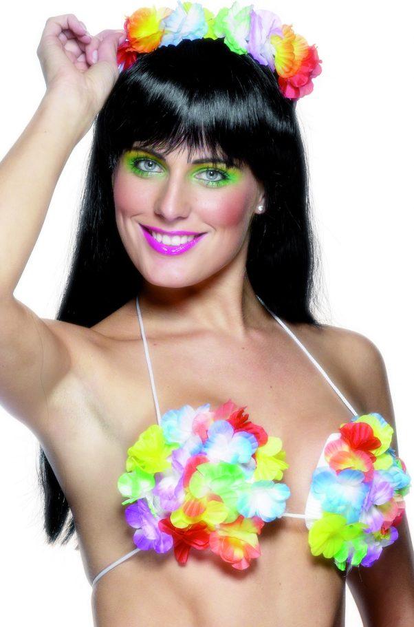 Photo du produit Soutien-gorge coquillage fleur femme