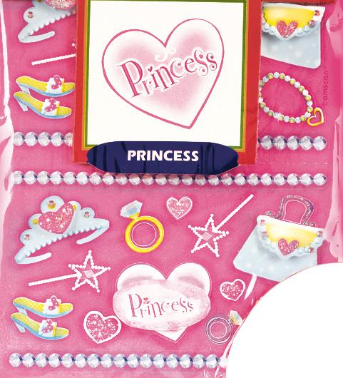 Photo du produit Stickers princesse