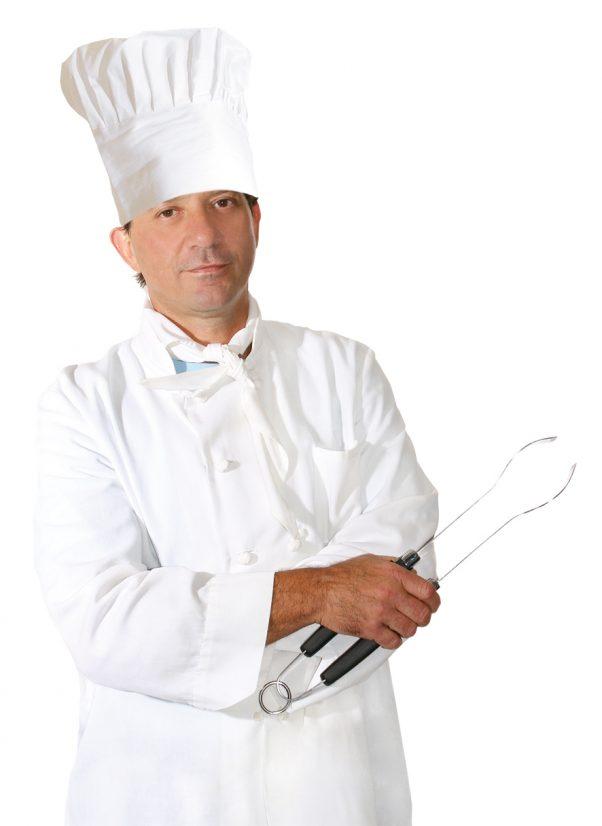Photo du produit Toque cuisinier adulte