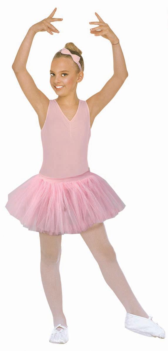 Photo du produit Tutu ballerine rosefille