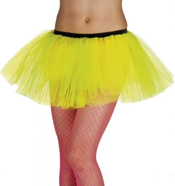 Photo du produit Tutu jaune femme