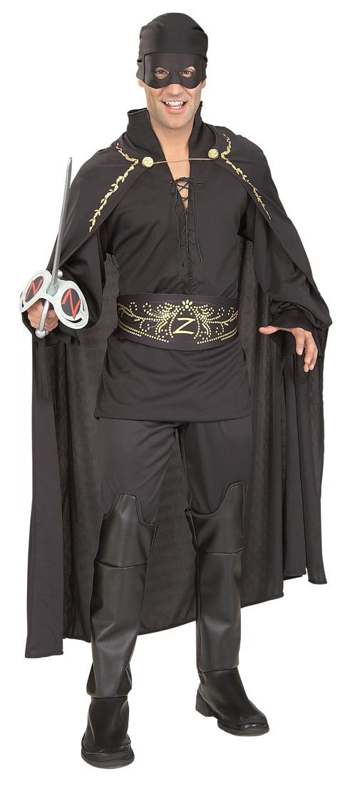 Photo du produit Déguisement Zorro Homme